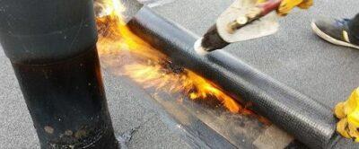 dakdekker Venlo bevestigd bitumen dakbedekking